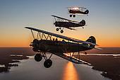 1928 Curtiss-Wright Travel Air 4000 & 1929 Curtiss-Wright Robin
