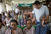 Myanmar Outreach Eye Clinic in Yangon and Bago.