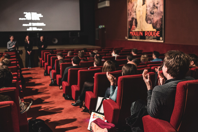 Film Fest Gent - Sayonara Q&A