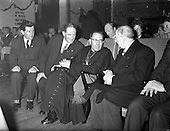 1961 - Opening of Thurles Drama Festival at Premier Hall, Thurles