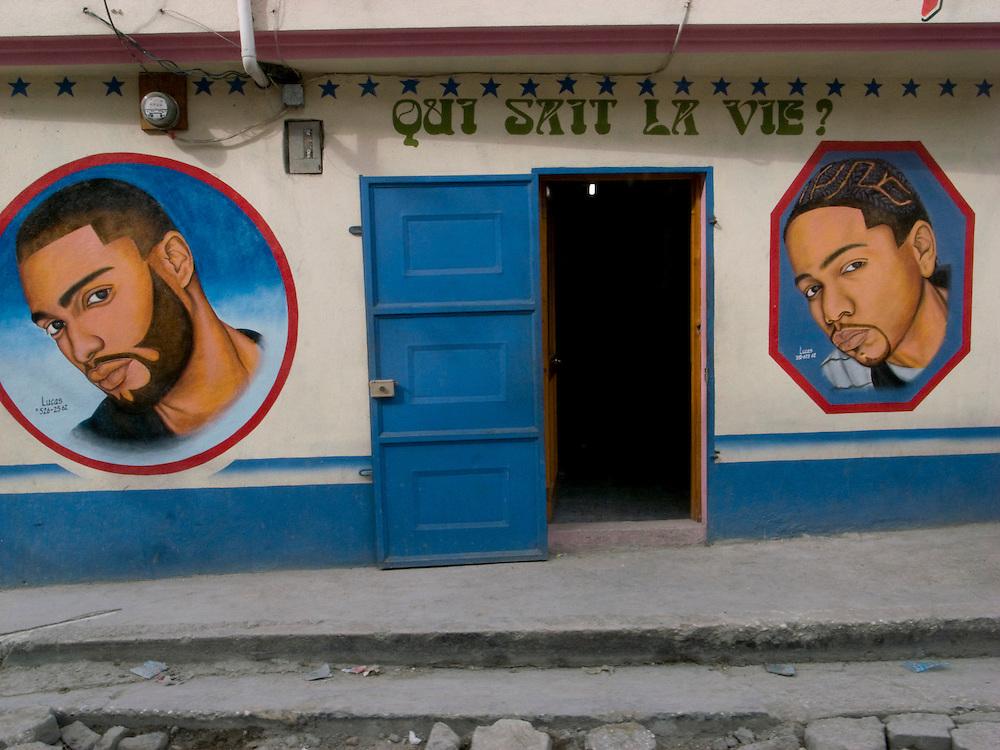 Port-Au-Prince. Haiti. Photo by Ben Depp 9/15/2008