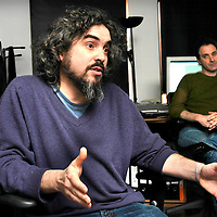 Film Director, Alfonso Cuaron