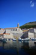 Old port of Dubrovnik, Croatia