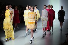 SEP 13 2013 London Fashion Week Spring-Summer 2014