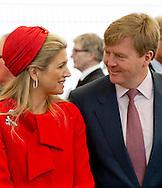 BRUNEI - Het laatste staatsbezoek van koningin beatrix COPYRIGHT ROBIN UTRECHT