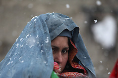 FEB 06 2014 Afghan refugees