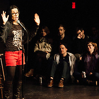 Janeane Garofalo - Whiplash - UCB Theater, New York - January 7, 2013