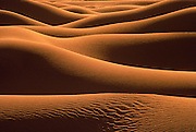 Image of sand dunes at Death Valley National Park at sunrise, California, American Southwest