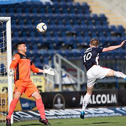 Falkirk 1v 0 Dumbarton, Scottish Championship 20/9/2014