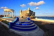 Monumento a Ernest Hemingway in Cojímar, Playas del Este, Havana, Cuba.
