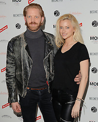 Alstair Guy and Sacha Ternent attend March of the Mods launch party to celebratethe launch of  Richard Weight's new Green Label Collection and book at Gibson Lounge, Eastcastle Street, London, W1 on Wednesday 11 February 2015