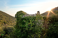 The Abandoned Rocchettine Castle in Italy