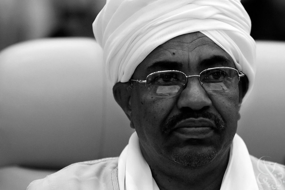 Sudanese President Omar al-Bashir attends  the Arab League Summit March 29, 2007 in the Saudi Arabian capital, Riyadh. Judges from the International Criminal Court in the Hague issued a warrant for al-Bashir's arrest Wednesday, March 4, 2009 to face allegations of war crimes against civilians in the Darfur region of western Sudan.