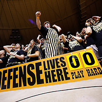 WEST LAFAYETTE, IN - JANUARY 30: Purdue Boilermakers fans cheer during the game against the Indiana Hoosiers at Mackey Arena on January 30, 2013 in West Lafayette, Indiana. Indiana defeated Purdue 97-60. (Photo by Michael Hickey/Getty Images)
