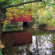 Covered Bridge at Ashland, Delaware