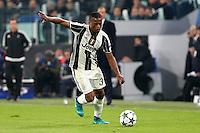 Torino - Champions League -  Juventus-Lione - Nella foto: Patrice Evra - Juventus