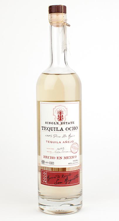 Tequila Ocho Anejo 2010 -- Image originally appeared in the Tequila Matchmaker: http://tequilamatchmaker.com