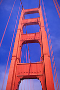 Image of Golden Gate Bridge in San Francisco, California