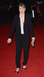 Anamaria Marinca attends The European Premiere of Fury at the Closing Gala of BFI LFF at Odeon Leicester Square, London on 19th October 2014