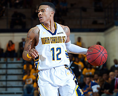 2014-15 A&T Men's Basketball vs Coppin State University