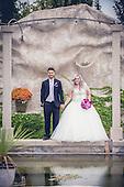 favourite moments from Jordan & Matthew's gorgeous Hacienda Sarria wedding