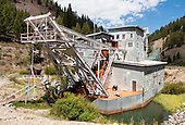 Idaho history: ghost towns, mining: Custer, Yankee Fork