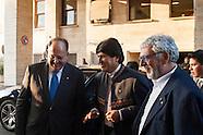 20151106 - Evo Morales a La Sapienza di Roma
