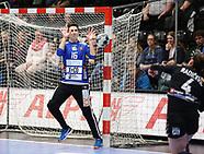 HBALL: 09-04-2017 - FC Midtjylland - HC Vardar - EHF Champions League QF