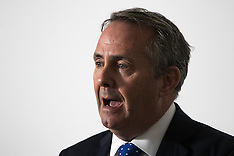 2016-07-04 Liam Fox launches his Tory leadership bid