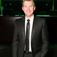 Brett Lee. May 30, 2015 - Kids Rehab at The Children's Hospital at Westmead:  Emerald Ball 2015, The Star Event Centre, Sydney, New South Wales, Australia. Credit: Pat Brunet / Event Photos Australia
