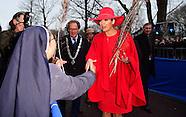 Koningin Máxima opent donderdag 1 december de Jheronimus Academy of Data Science (JADS) in het voorm