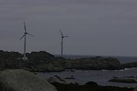Vindmøller på Utsira, Wind mills at Utsira