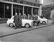 Circuit of Ireland Rally 1958