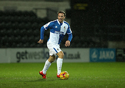 Liam Lawrence of Bristol Rovers - Mandatory byline: Robbie Stephenson/JMP - 09/01/2016 - FOOTBALL - The Hive Stadium - Barnet, England - Barnet v Bristol Rovers - Sky Bet League Two