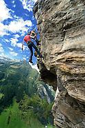 Via Ferrata, Klettersteigen in Zillertal, Tyrol, Austria