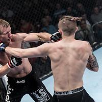 Jamie Reynolds vs Greg Severs