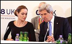 APR 11 2013 Angelina Jolie G8