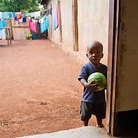 Orphanage in Arusha