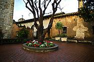 Chapel Courtyard, Mission San Juan Capistrano