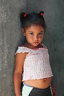 Young girl in Yumuri, Guantanamo Province, Cuba.