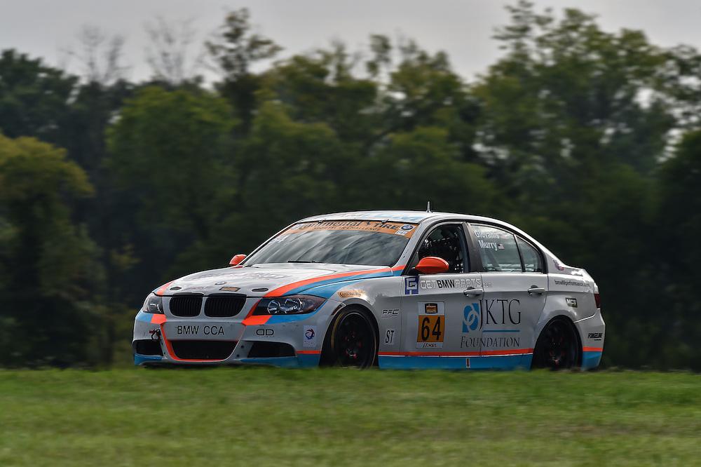 22-23 August 2014, Alton, Virginia USA<br /> 64, BMW, 328, ST, Ted Giovanis, David Murry<br /> &copy;2014, Scott R LePage <br /> LAT Photo USA