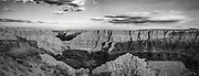 Confluence, East Rim of the Grand Canyon