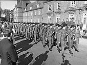 1981 - 50th Infantry Battallion Depart for Lebanon.   (N97).