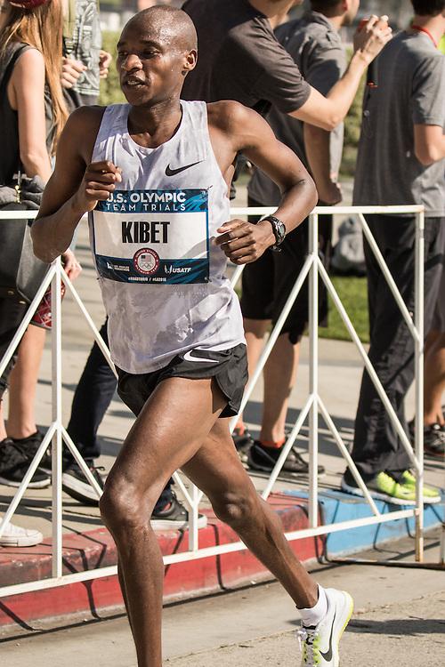USA Olympic Team Trials Marathon 2016, Kibet, Nike