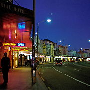 Imperial Hotel and surrounds, Sydney, Australia