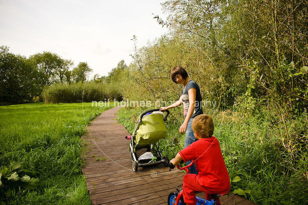 Howden Marsh Nature Reserve, East Yorkshire