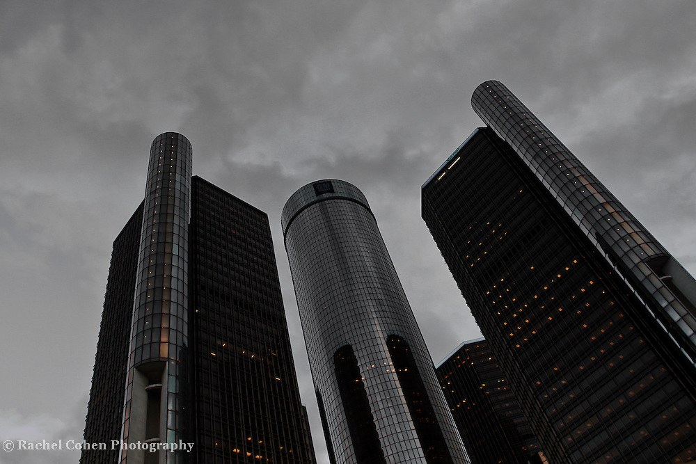 &quot;The RenCen&quot; 3<br />