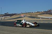 Ed Carpenter, Indy Grand Prix of Sonoma, Infineon Raceway, Sonoma, CA 08/26/12