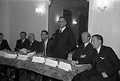 1964 - Student Accountants study conference at the La Touche Hotel