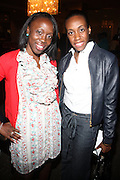 l to r: Osa Asemota and Michelle Pascal Davis at The She-Blogs Launch Party sponsored by Belevedere Vodka and held at Saks Fifth Avenue on July 23, 2009 in New York City..Founded by Allyson Leakes, She-blogs.com is an empowerment blog geared to inspire women to reach fro their dreams and to help them realize that they can lead happy, balance and fulfiling lives